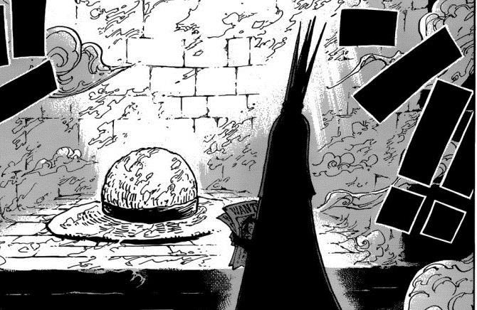One Piece cappello di paglia gigante