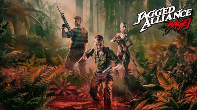 Immagine promozionale di Jagged Alliance: Rage!