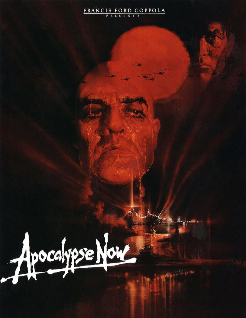 Il poster originale di Apocalypse Now