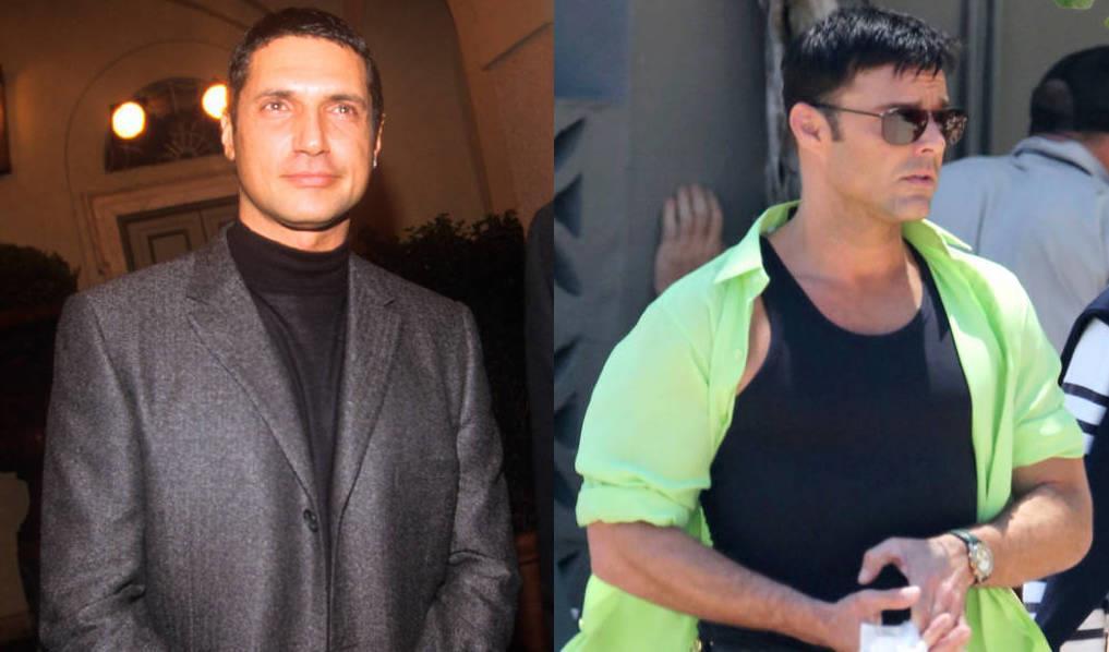Ricky Martin è il compagno dello stilista Antonio D'Amico