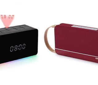 Thomson gioca con luci e suoni con due gadget per tutti i giorni: la recensione dello speaker WS02 e della radiosveglia CL300P