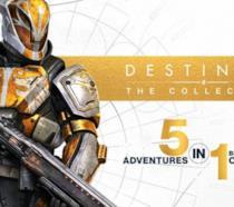 Uno dei Titani protagonisti di Destiny