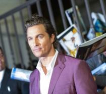 In primo piano Matthew McConaughey