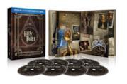 Harry Potter: il cofanetto Blu-Ray della magical collection