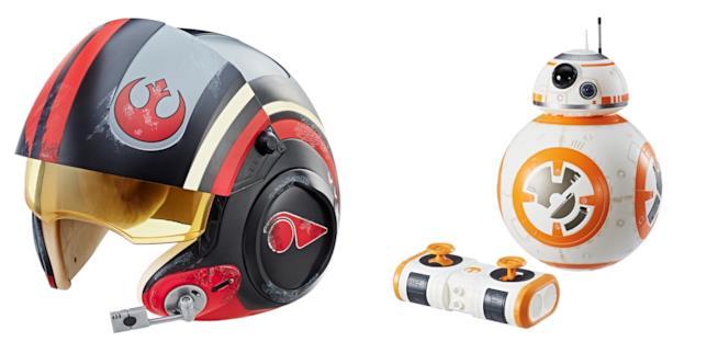 I migliori prodotti della linea Hasbro dedicata a Star Wars: Gli Ultimi Jedi