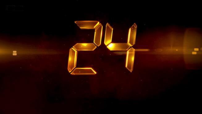 La locandina della serie 24
