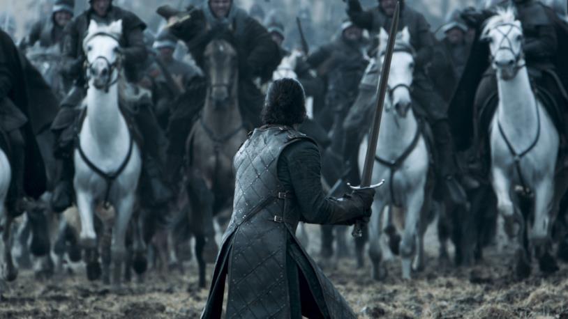 La Battaglia dei Bastardi in Game of Thrones