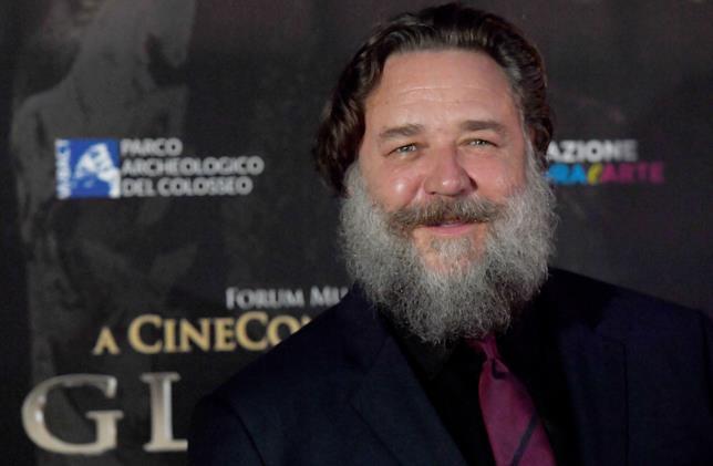 Russell Crowe a Roma per Il Gladiatore: è la volta dell ...