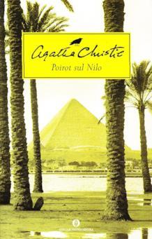 La copertina di Poirot sul Nilo