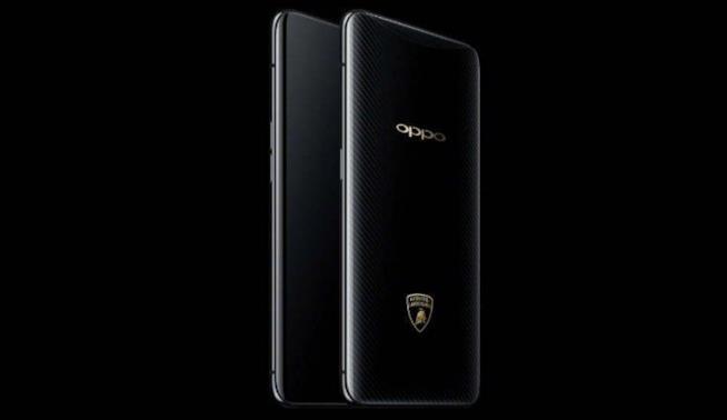 Il nuovo OPPO Find X Lamborghini Edition