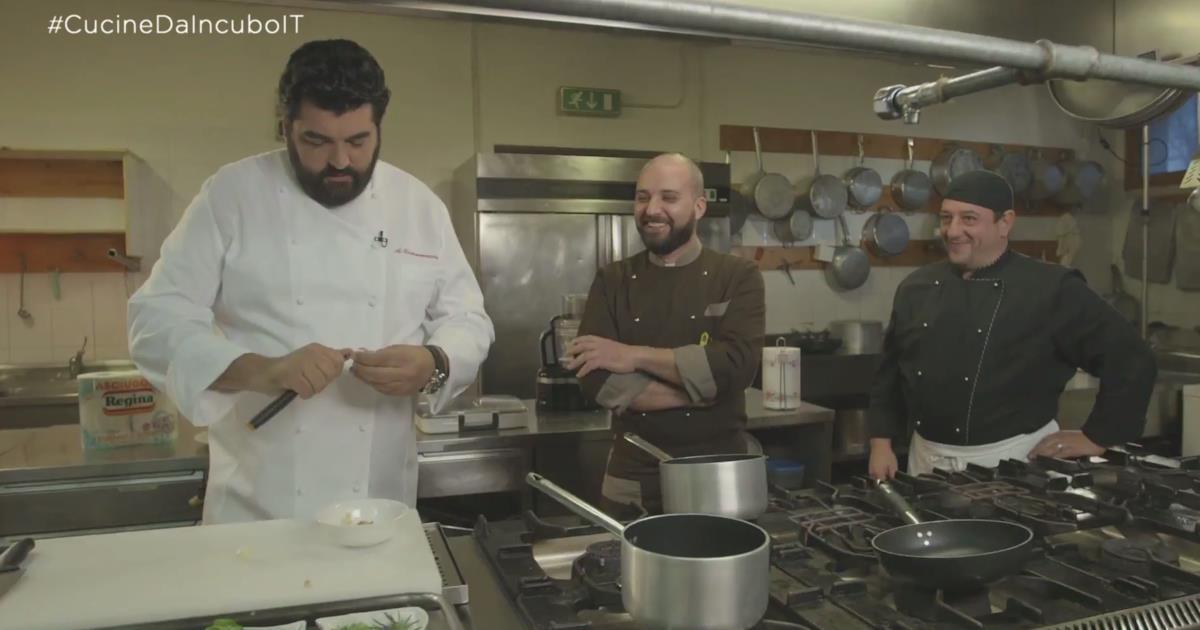 Cucine da incubo s03e05 episodio 5 la foggia mondofox - Cucine da incubo stagione 5 ...