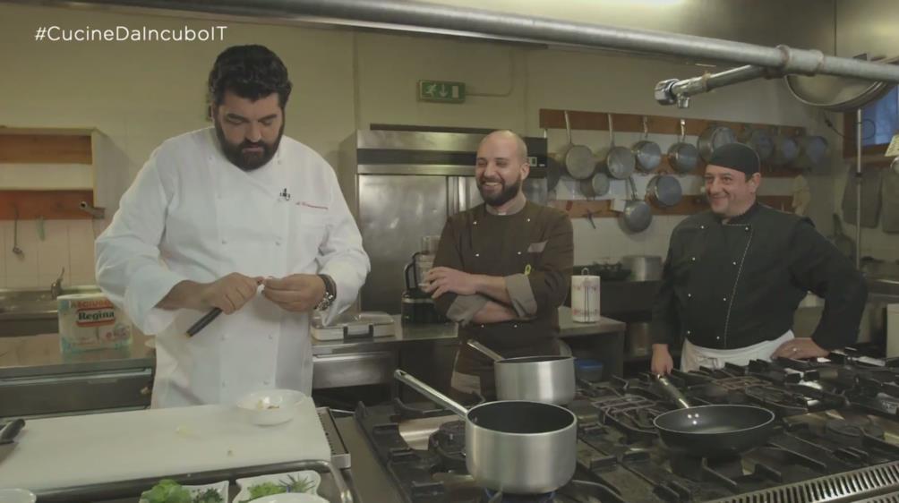 Cucine da incubo s03e05 episodio 5 la foggia - Cucine da incubo stagione 5 ...