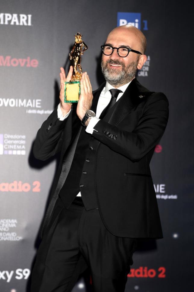 Il regista Donato Carrisi