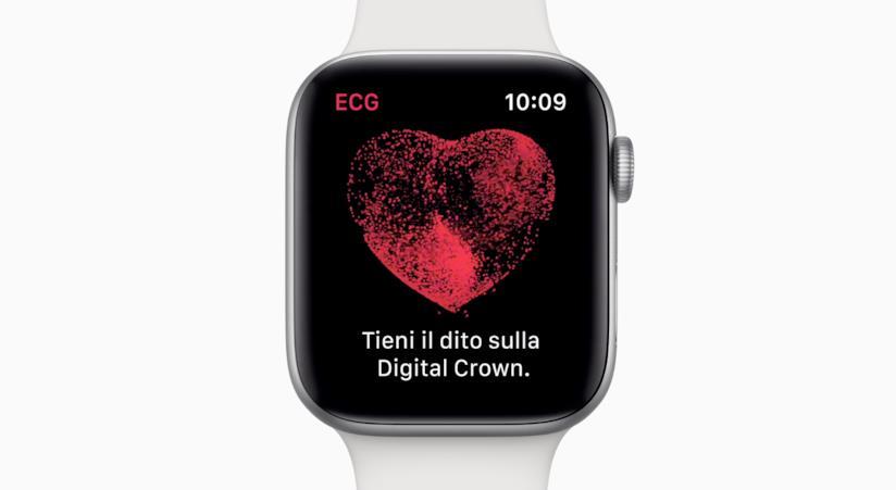 App di appuntamenti di Apple Watch