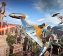 Un combattimento tra i cieli di Star Wars Battlefront 2