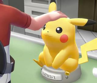 Pikachu ci accompagnerà su Switch con Pokemon Let's Go