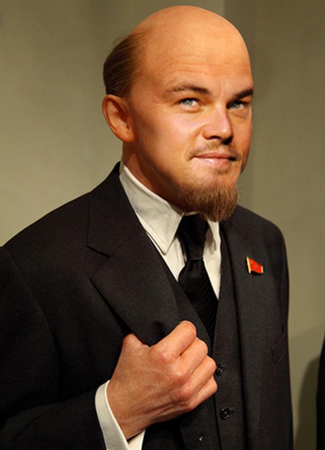 Leonardo DiCaprio potrebbe essere Lenin