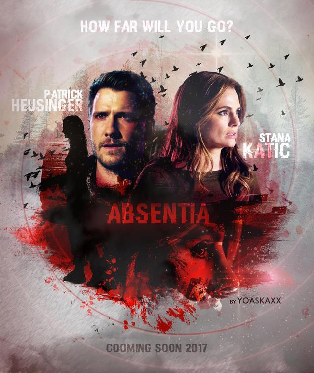 Il poster del thriller con la Katic