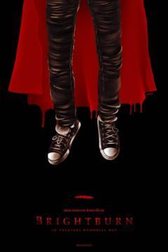 Le scarpe e il mantello del Superman demoniaco