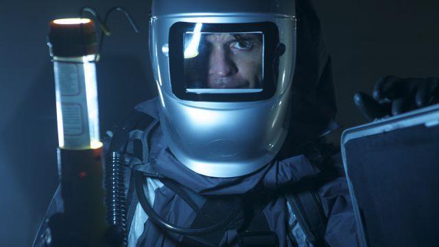 Synchronicity, film sci-fi noir