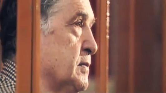 Il Capo dei Capi Salvatore Riina in carcere