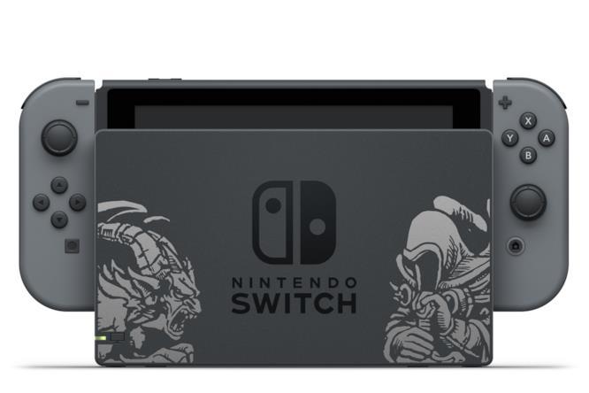 La speciale edizione di Nintendo Switch dedicata a Diablo III