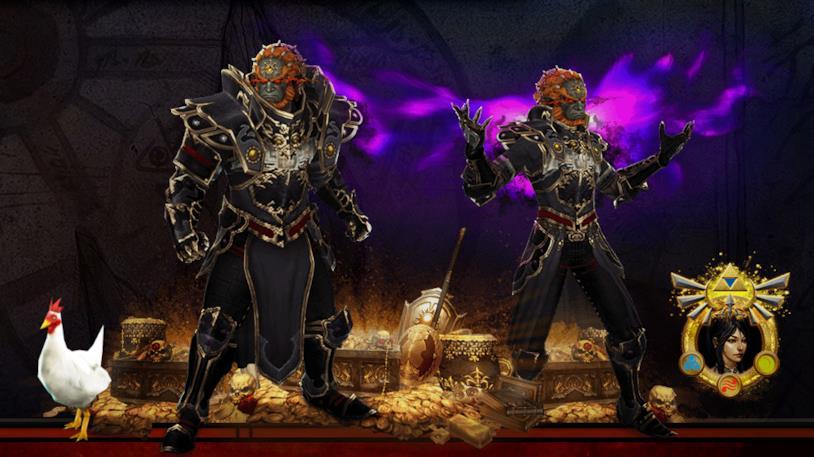 I bonus a tema The Legend of Zelda che vedremo in Diablo III