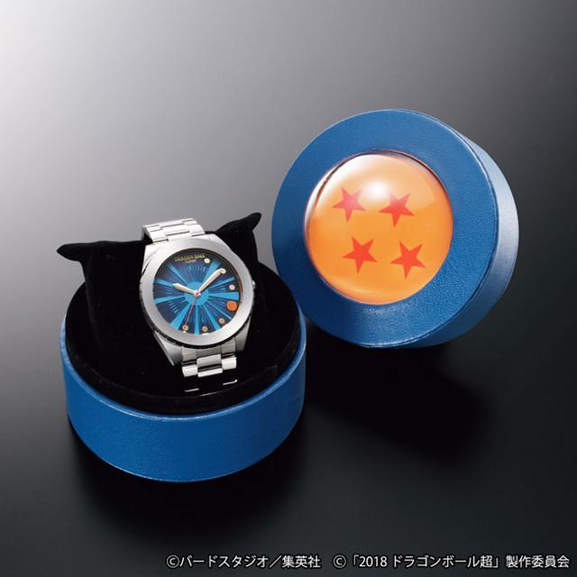 Orologio Dragon Ball custodia