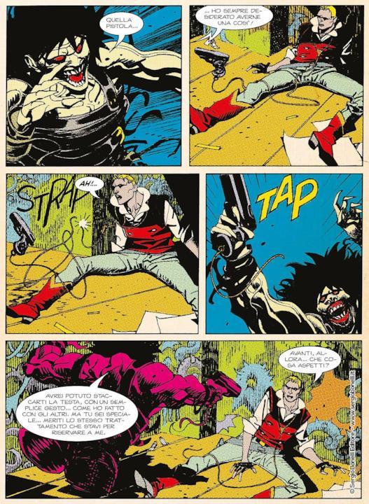 La terza pagina di Daryl Zed 1