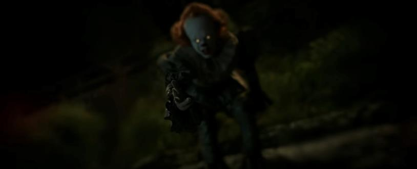 IT: Capitolo 2, Pennywise in un'immagine