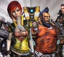 Alcuni dei protagonisti della serie Borderlands