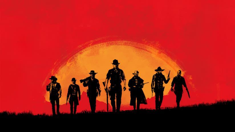 I protagonisti di Red Dead Redemption 2 nel primo poster ufficiale del gioco