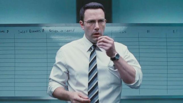 scena di The Accountant