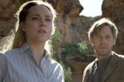 Dolores e William nella prima stagione di Westworld