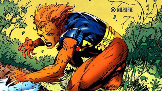 Wolfsbane, fumetto New Mutants