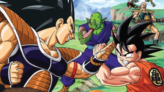 I protagonisti di Dragon Ball Z