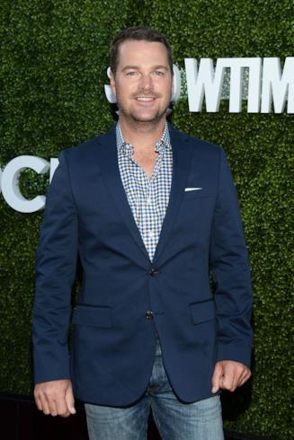 Chris O'Donnell, attore NCIS