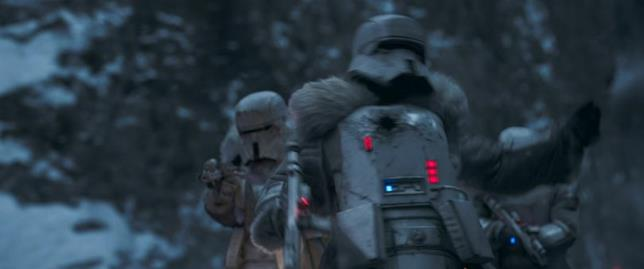 Immagine dei Range troopers