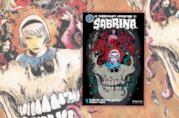 Il primo volume de Le Terrificanti Avventure di Sabrina