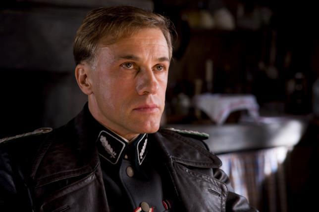 Christoph Waltz è il colonnello Hans Landa di Bastardi senza gloria