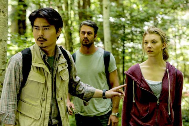 Michi, Aiden e Sara sono interpretati da Yukiyoshi Ozawa, Taylor Kinney e Natalie Dormer