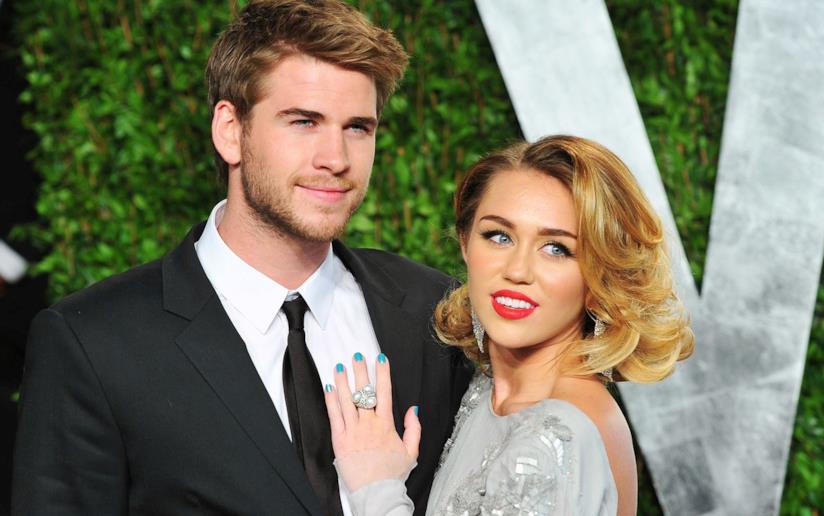 Cyrus HemsworthC'è E Stato Matrimonio Liam Segreto Miley Un UqGVpSzM