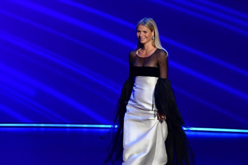 Gwyneth Paltrow durante gli Emmy Awards 2019