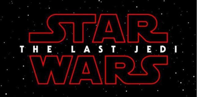 Logo del capitolo 8 di Star Wars