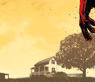 La copertina di The Walking Dead 193