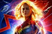 Il poster ufficiale di Captain Marvel