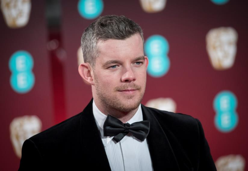 Russell Tovey sul red carpet