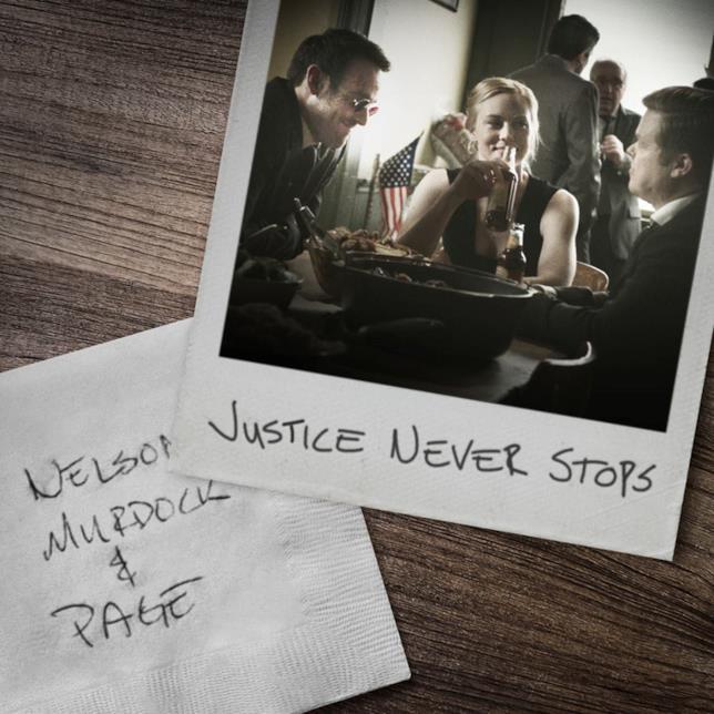 Immagine promozionale pubblicata dopo la cancellazione di Daredevil