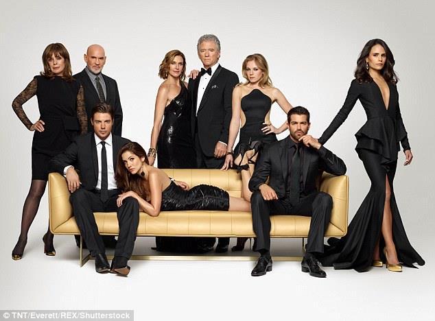 Tutto il cast del nuovo reboot della serie Dynasty