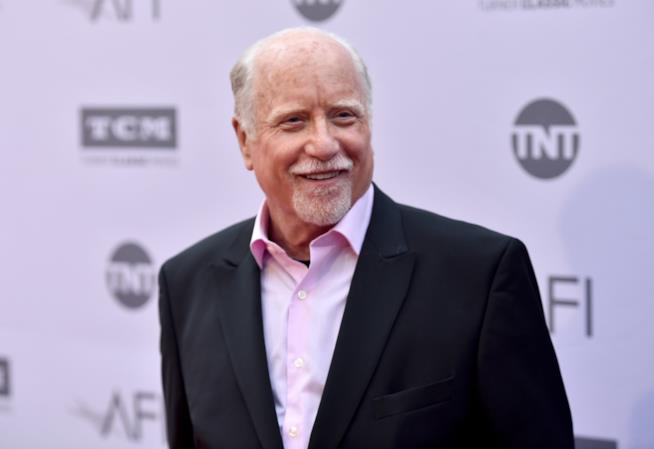 Richard Dreyfuss sul red carpet